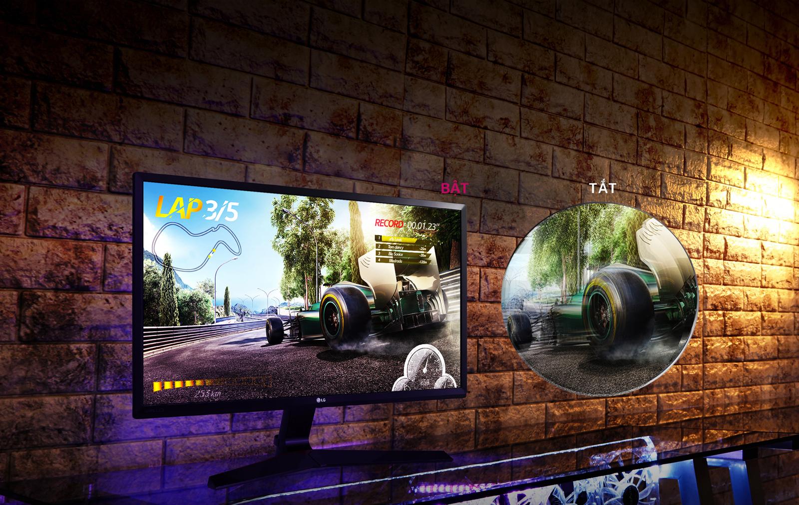 Hướng dẫn sử dụng màn hình gaming