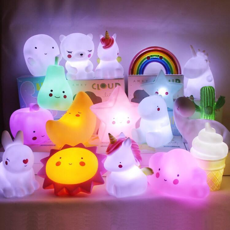 Có bao nhiêu loại đèn ngủ hiện nay