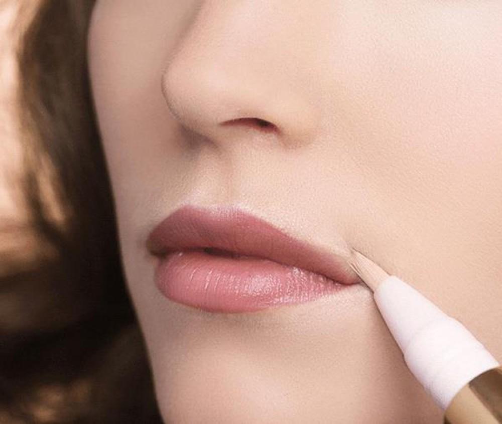 Một số lưu ý cần biết khi dùng chì kẻ môi