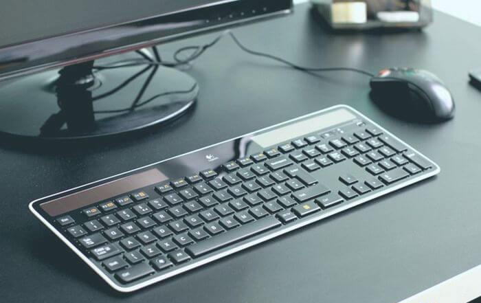 Lợi ích khi sử dụng bàn phím không dây