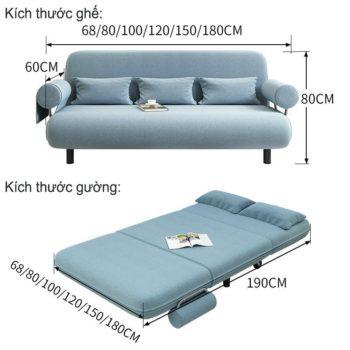 Top 5 sofa giường tốt nhất và tiện lợi kiến tạo không gian nội thất sang trọng 49