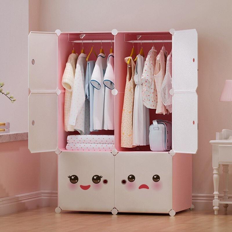 Các loại tủ quần áo hiện nay