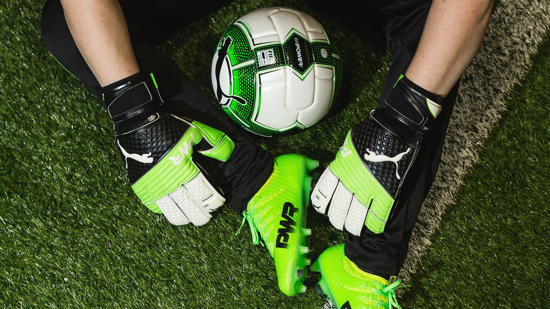 Lợi ích khi sử dụng găng tay thủ môn