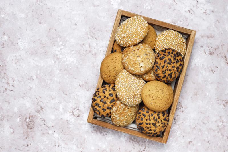 Cách bảo quản bánh quy