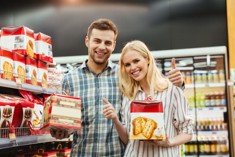 Một vài kinh nghiệm chọn mua bánh quy