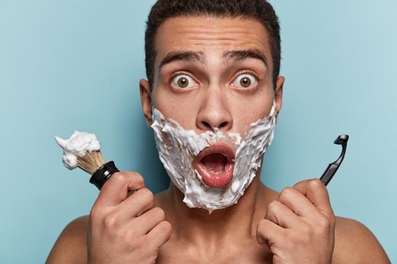 Một số sai lầm hay gặp khi dùng kem cạo râu tại nhà