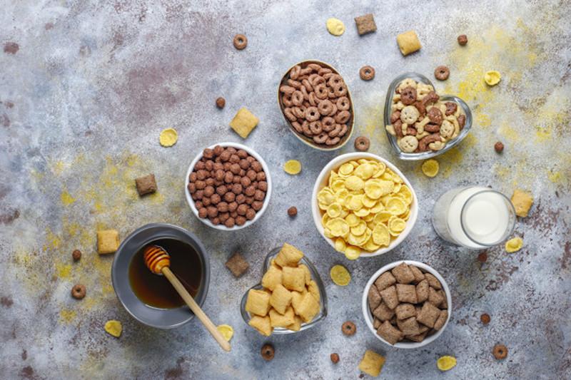 Phân loại ngũ cốc giảm cân