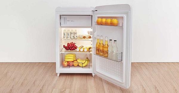 Nhược điểm của tủ lạnh mini