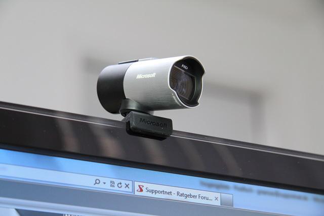 Kinh nghiệm lựa chọn webcam pc