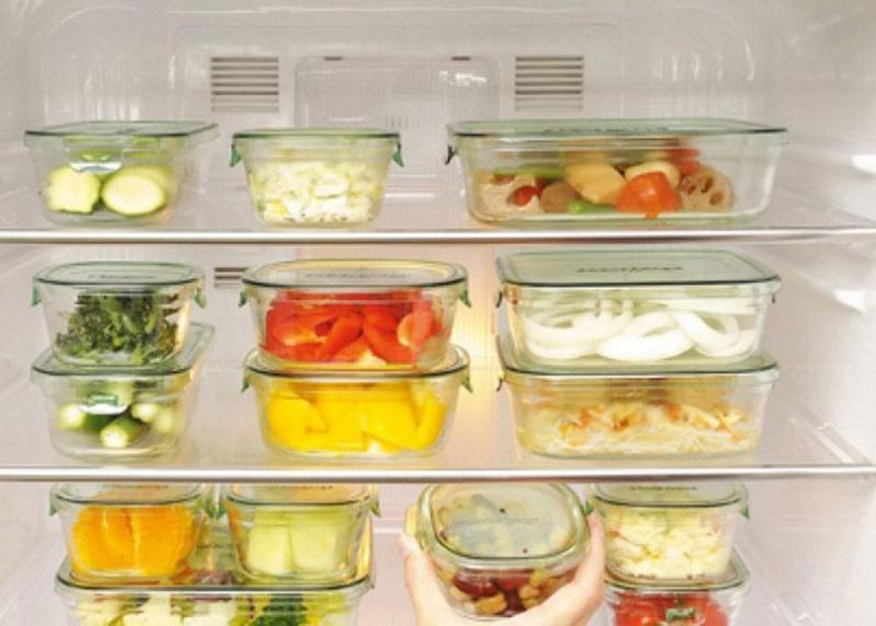 Bọc kĩ các loại thực phẩm và đồ ăn khi cho vào tủ lạnh