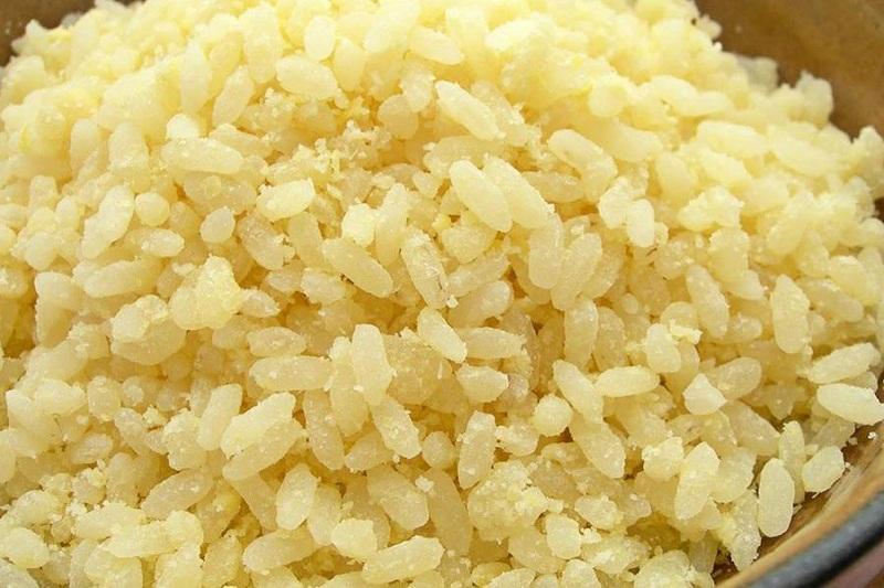 Cách nấu xôi vò hạt sen ngon