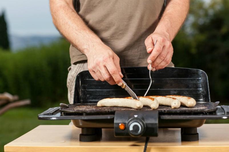 Cách sử dụng bếp nướng điện