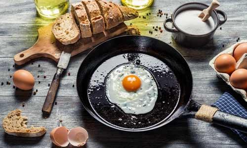 Top 5 chảo gang chất lượng tốt dễ chiên xào nấu nướng 6
