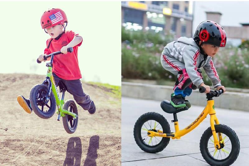 Có nên mua xe thăng bằng cho bé yêu sử dụng không?