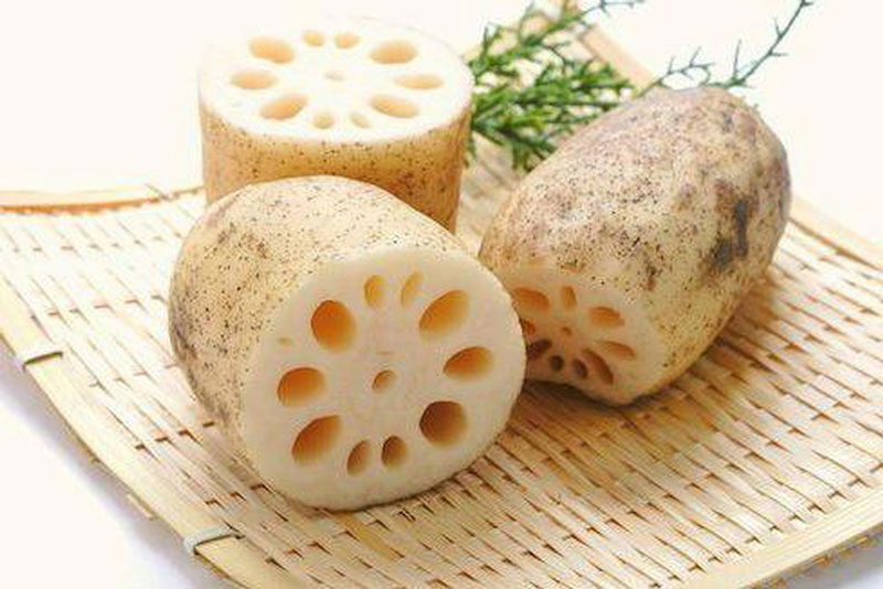 Củ sen là thực phẩm nên có mặt trong các bữa ăn của người mang thai.