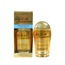 Tinh dầu dưỡng tóc OGX Renewing Argan Oil Of Morocco Extra Penetrating Oil Dry & Coarse Hair