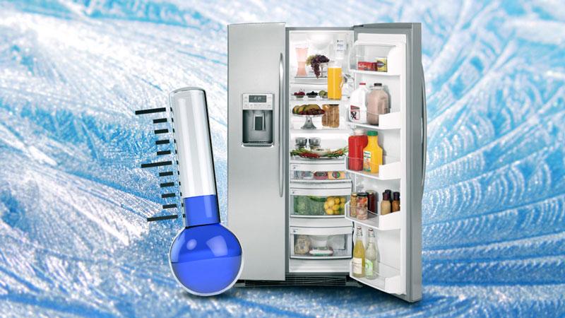 Giữ nhiệt độ phù hợp - cách sử dụng tủ lạnh tiết kiệm điện hiệu quả