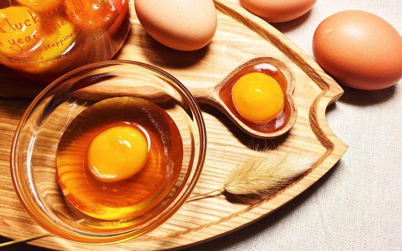 Hiệu quả khi tẩy lông nách với trứng gà