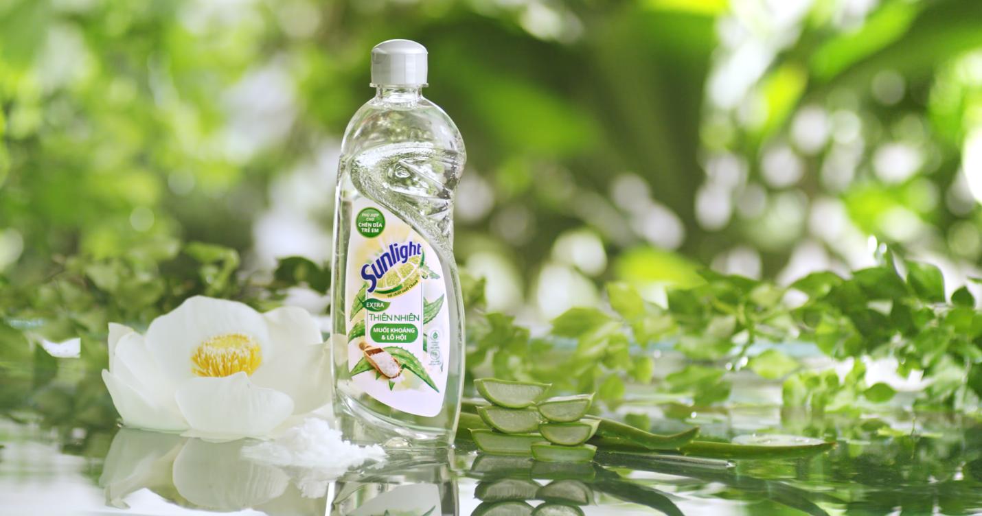 Lợi ích khi sử dụng nước rửa chén