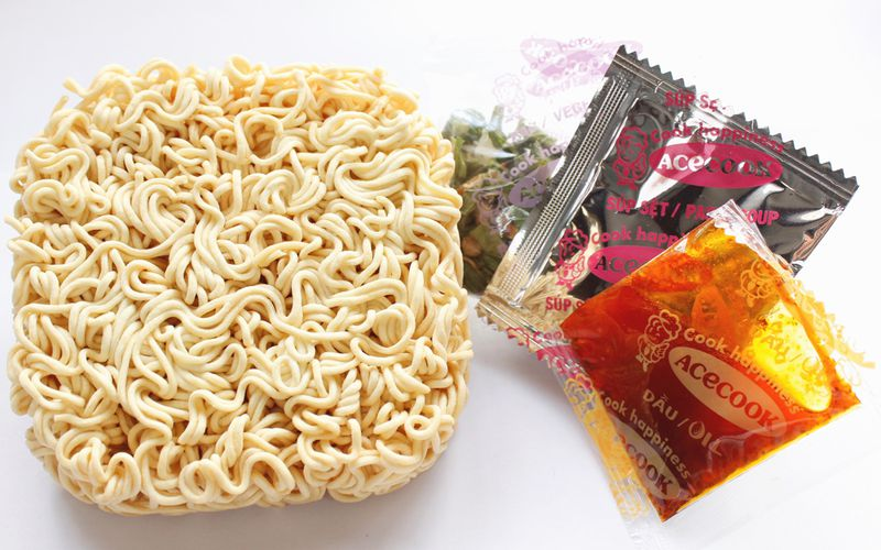 Lợi ích của mì gói. Mì gói có cung cấp đủ chất dinh dưỡng không?