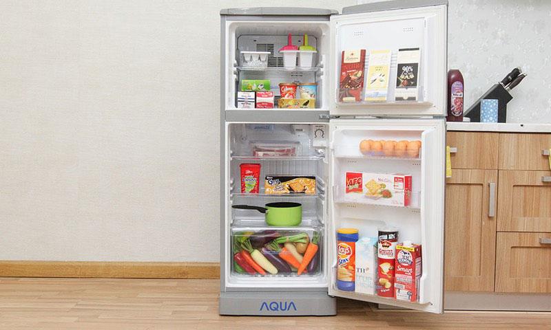 Lựa chọn tủ lạnh phù hợp với mức độ sử dụng của gia đình