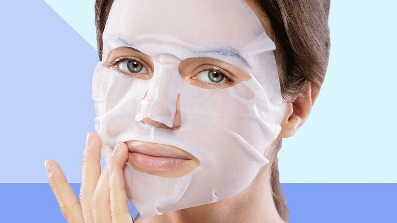 Lợi ích khi sử dụng mặt nạ dưỡng da
