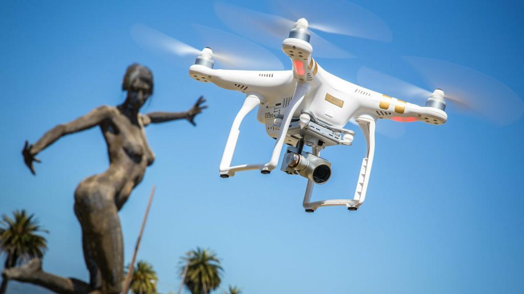 Những lưu ý khi lựa chọn Flycam