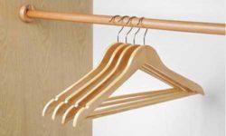 Top 5 móc treo quần áo tốt nhất giúp bạn treo móc quần áo gọn gàng 10