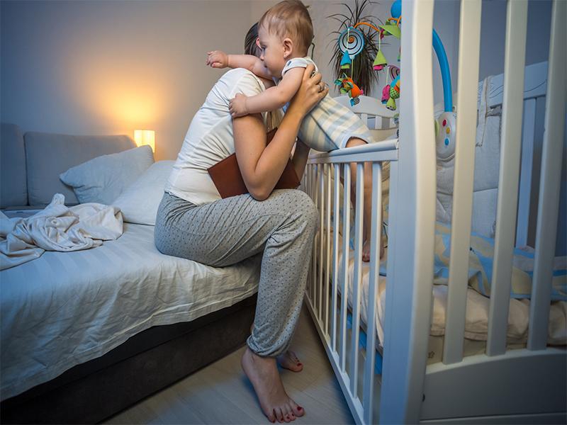 Một số lưu ý quan trọng khi sử dụng nôi em bé