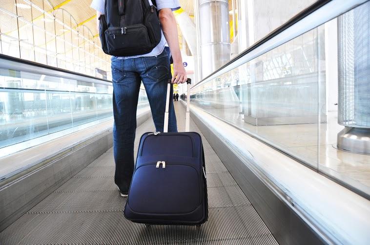 Vì sao nên sử dụng vali kéo