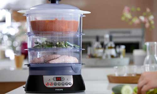 Top 5 nồi hấp tốt nhất giúp chị em nấu ăn ngon hơn cho gia đình 5