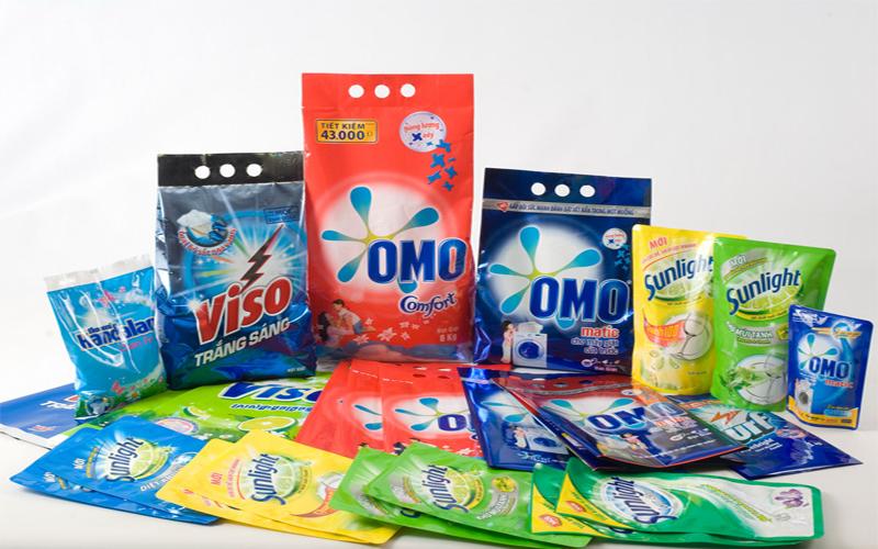 Phân loại bột giặt hiện nay