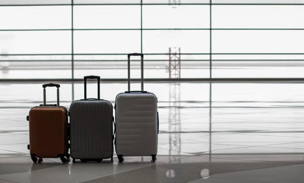 Phân loại vali theo kích cỡ