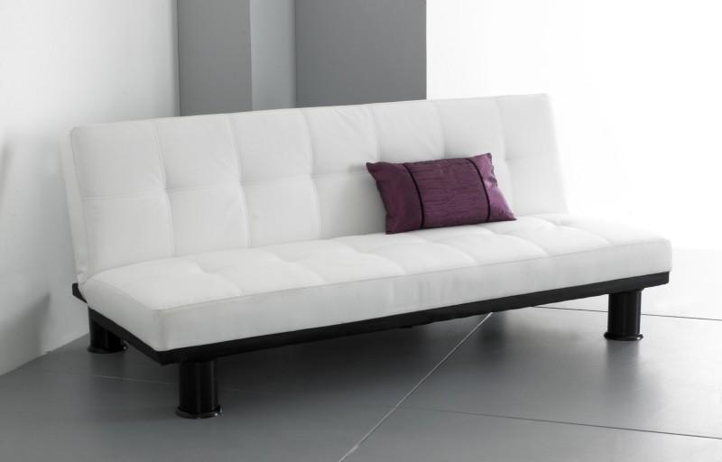 Nên chọn mua sofa giường bằng vải, bằng gỗ thay bằng da