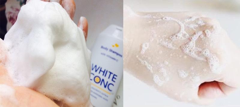 Hướng dẫn sử dụng sữa tắm trắng da đúng cách