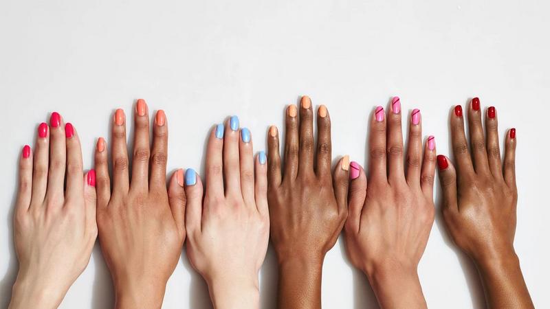 Tác dụng của sơn móng tay