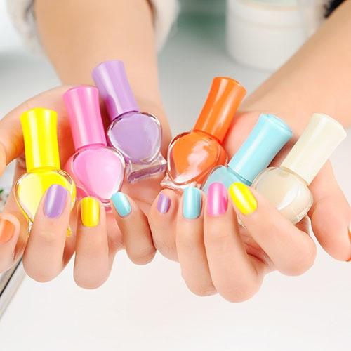 Các loại sơn móng tay trên thị trường hiện nay