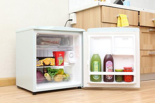 Cấu tạo của tủ lạnh mini như thế nào