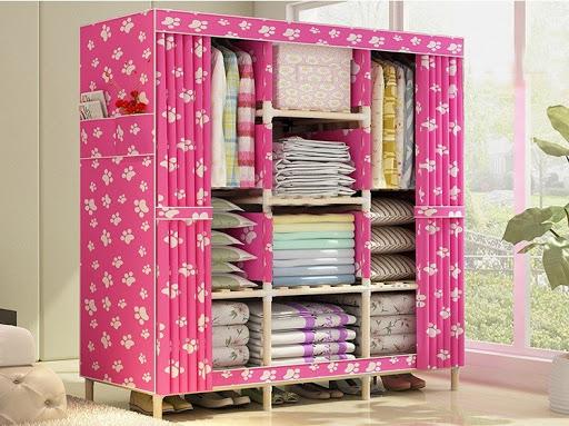 Nên lựa chọn tủ quần áo được làm từ vật liệu gì?