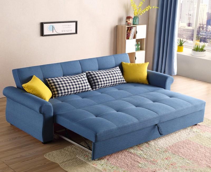 Sofa giường có rất nhiều ưu điểm nổi bật