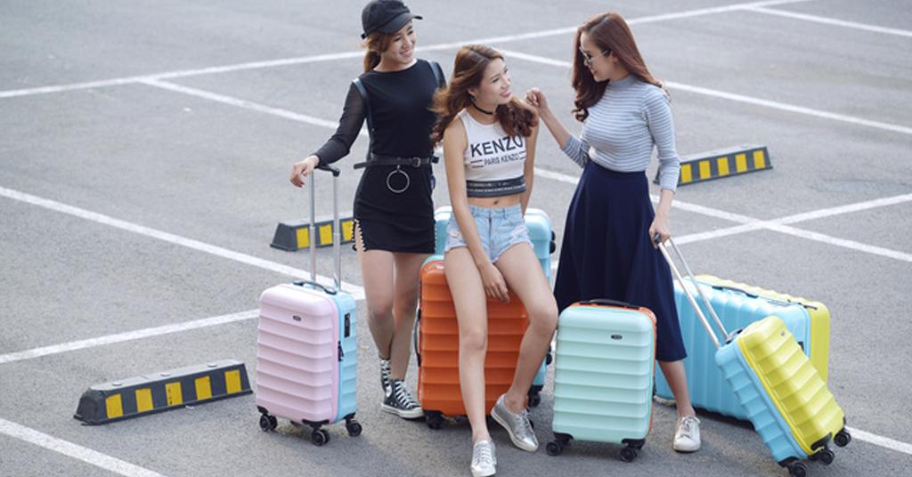 Một số lưu ý khi sử dụng vali kéo