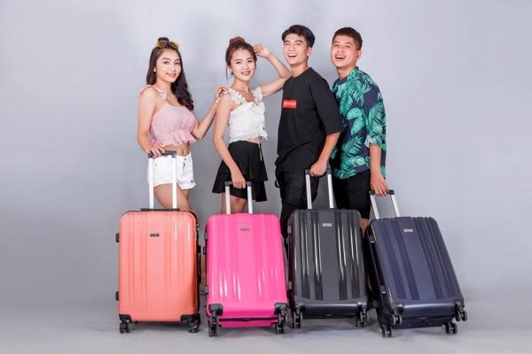 Phân loại vali kéo hiện nay