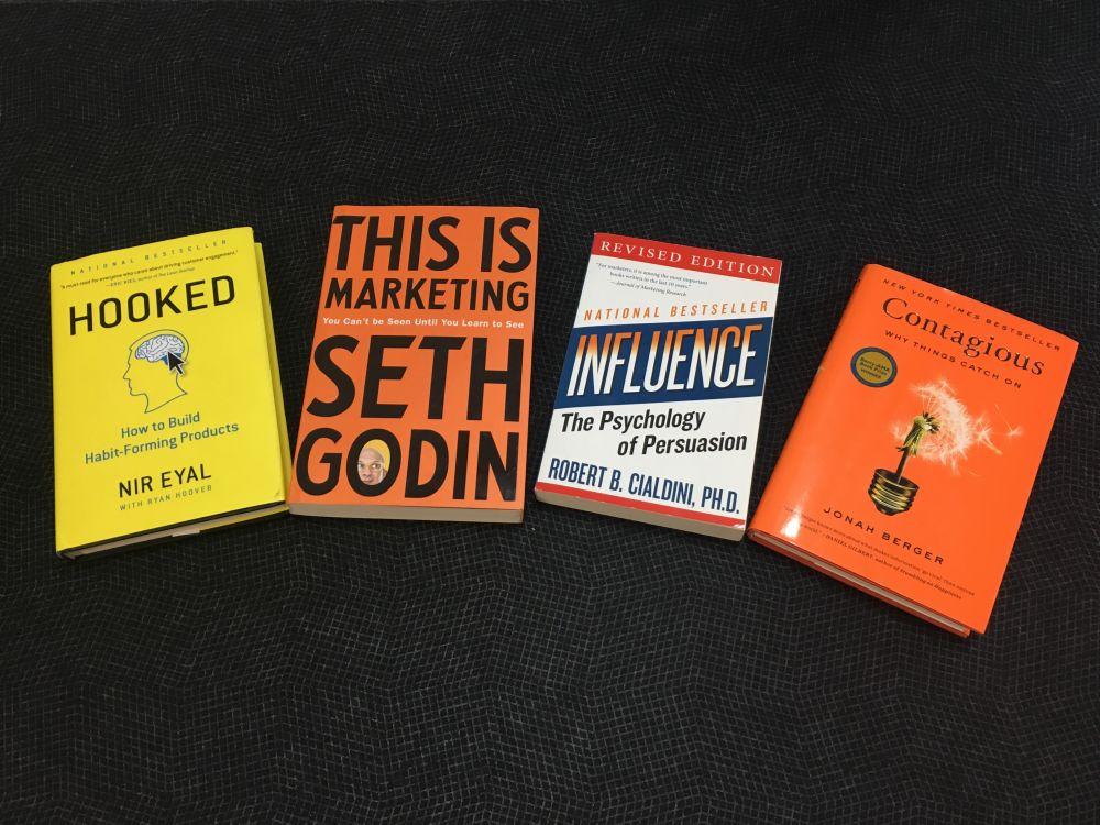 Vì sao bạn nên đọc sách marketing?