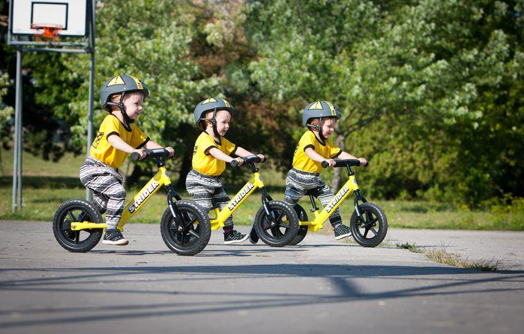 Một số lưu ý quan trọng khi sử dụng xe thăng bằng cho bé