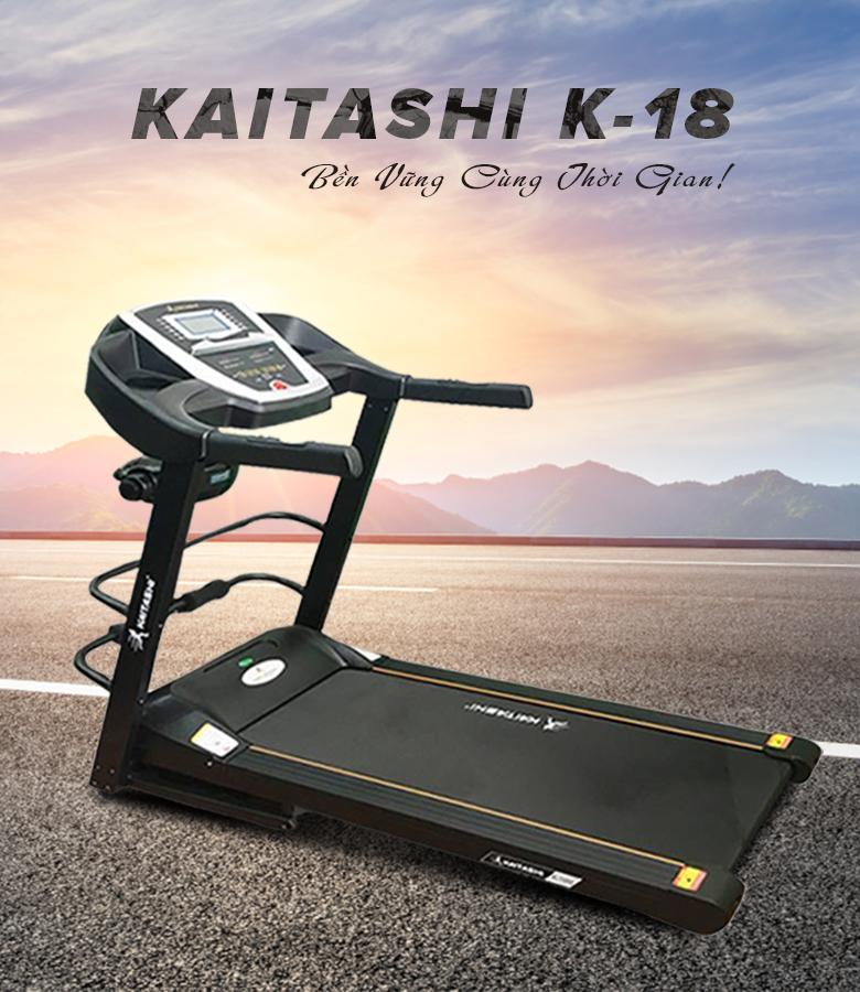 Máy chạy bộ Kaitashi K-18