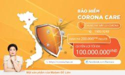 Bảo hiểm Corona Care – Bảo vệ bản thân và gia đình trước đại dịch Corona