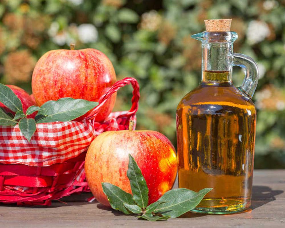 Công dụng của giấm táo