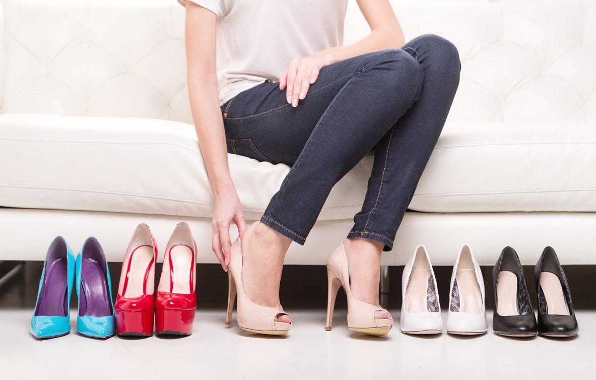 Các loại giày cao gót hiện nay