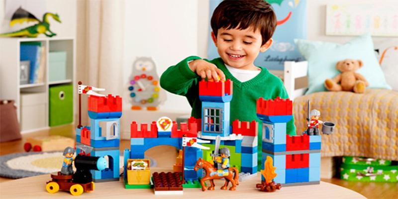 Lego cải thiện khả năng sáng tạo