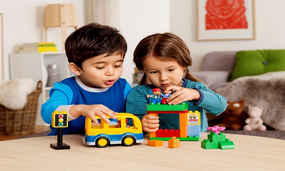 Lego thúc đẩy khả năng vận động của trẻ